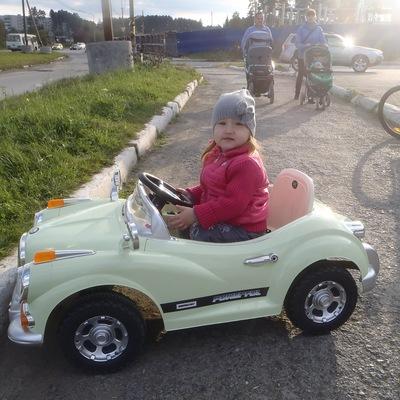 Алина Чернышёва, 6 мая , Полевской, id225015473