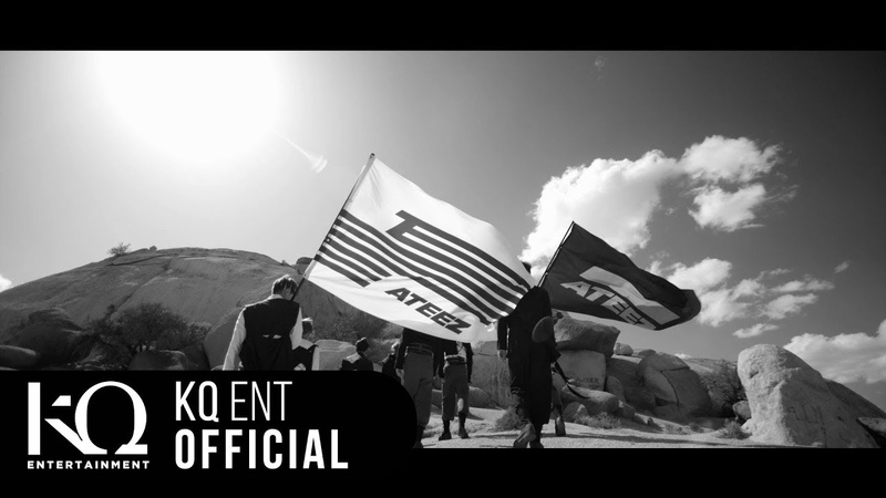 ATEEZ(에이티즈) TREASURE EP.1 : All To Zero 'Intro : Long Journey' Trailer