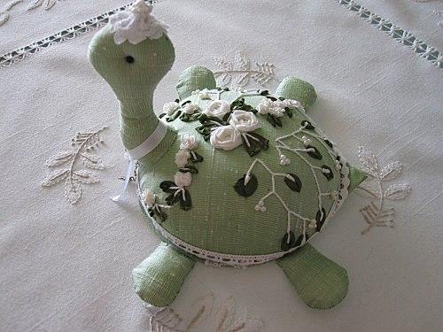 Тильда черепаха выкройка