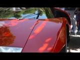 Выставка машин в Villa d'Este - Fiat 132 Астра и Fiat Abarth 2000 Скорпион