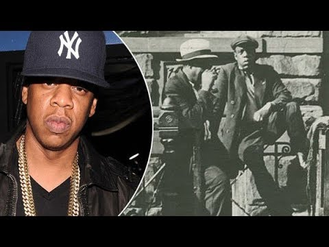Jay-z 'appears' in a 1939 photograph: A traveler in time?