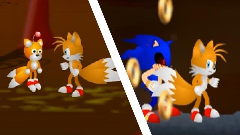 Tails Nightmare 1 2 3 Sonic Fan Games ⮚ Walkthrough