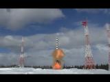 На космодроме «Плесецк» проведены испытания МБР тяжёлого класса «Сармат»