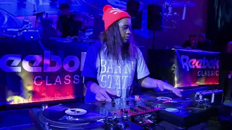 DJ CHES IDA 2013 Technical Category Eliminations