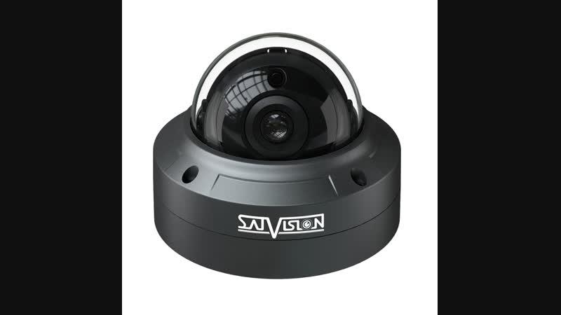 Пример ночнойc съёмки в цвете с камеры Satvision SVI-D452 PRO, объектив 3.6 мм. Видео экспортировано с помощью ПО Trassir.