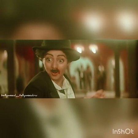 """Болливуд и Телливуд on Instagram: """"😂😂😂 такая смешная была Шридеви в образе Чарли Чаплина Мистер Индия🎥 шридеви мистериндия болливуд"""""""