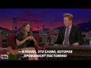 Звезда Мстителей Элизабет Олсен научила русскому мату американского Ивана Урганта