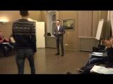 Отзыв курс ораторского мастерства Антон Духовский ORATORIS