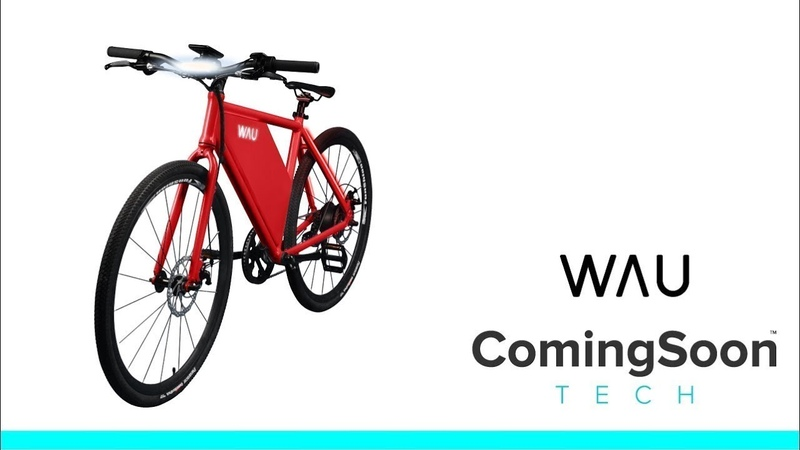 WAU: Most Affordable, Fully Loaded E-Bike EVER ➜ Now Live