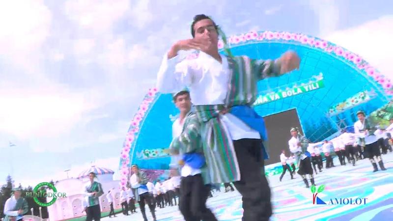 YoshlarFestivali2016, Andijon, Andijon polkasi