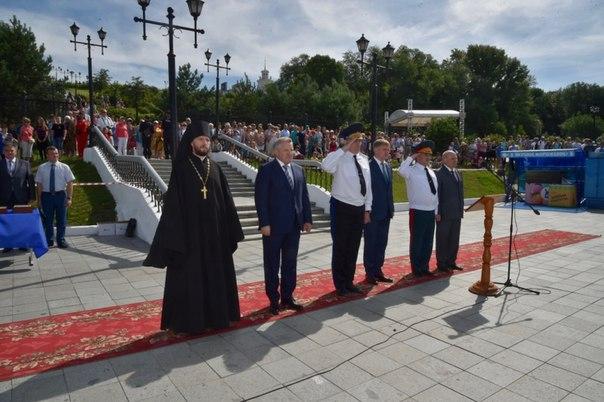 В Хабаровске отметили день Военно-Морского флота