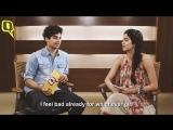 Dhadak_Stars_Ishaan_Khatter_amp_amp_Janhvi_Kapoor_Play_AskMeAnything_ozvuchka