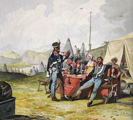 Самая кровавая пьянка в истории или 10000 убитых и раненых за одну попойку