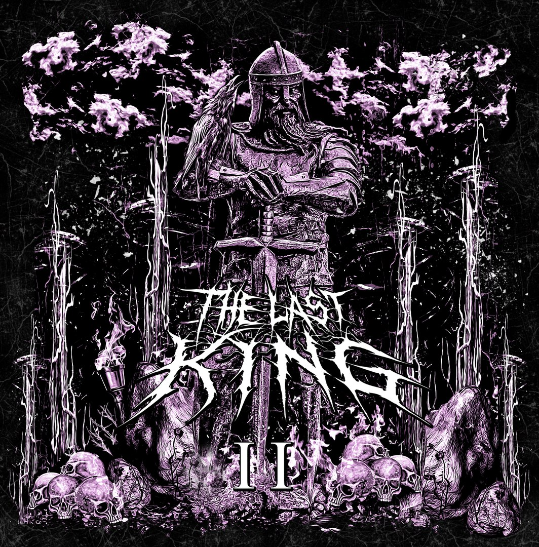 The Last King - The Obsence [EP] (2018)