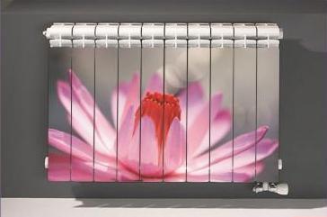 Батареи отопления как искусство #DIY_Идеи