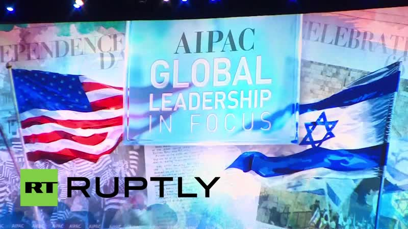 USA 'We are all Jews' says Czech President at AIPAC