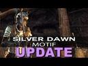 ESO Silver Dawn Motif Murkmire DLC Elder Scrolls Online