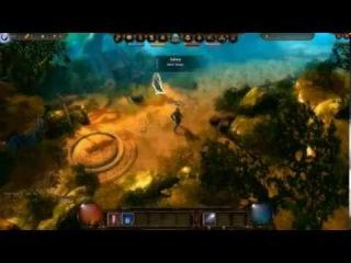 Обзор онлайн игры Drakensang Online - первые шаги.