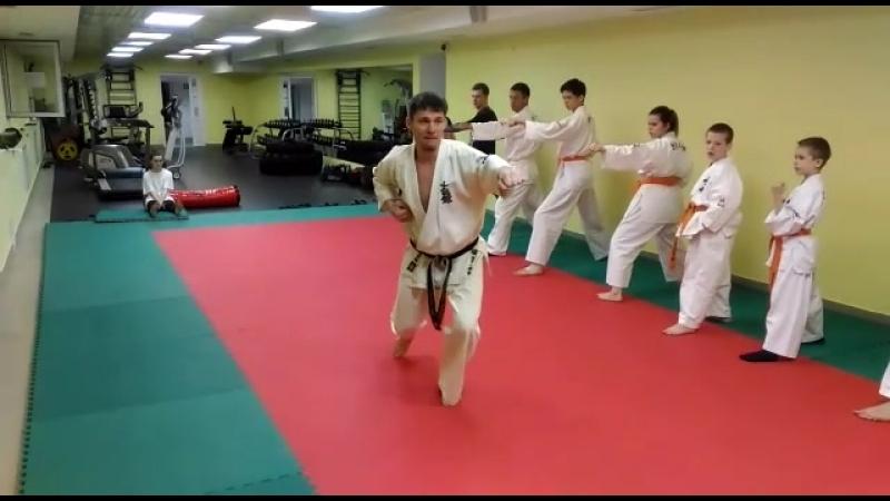 Spring Kyu Test (International Shikon Organization) 16.05.2018 Part-4
