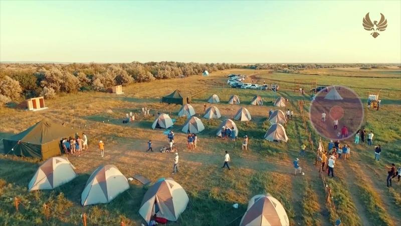 Поехали с нами в Nomads Camp!