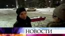 В Самаре женщина привезла гроб к зданию правительства региона