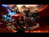Dominion - Login Screen