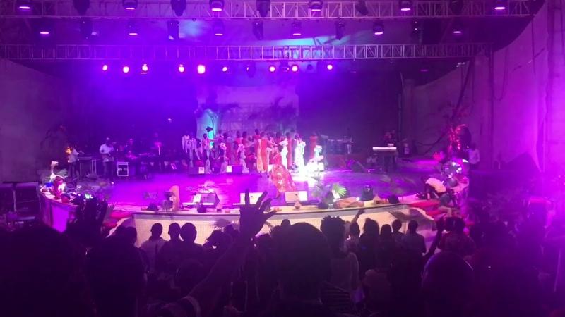 Dena Mwana - Deep Worship Time - Abidjan
