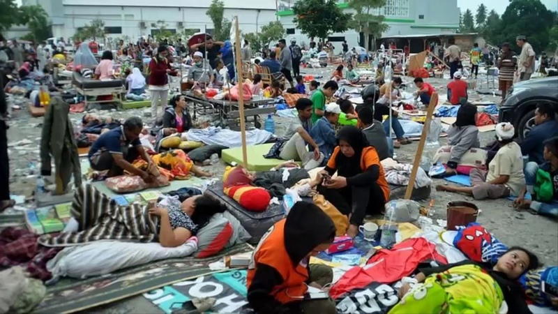 Kondisi Terkini Palu Sulawesi Tengah Pasca Gempa dan Tsunami Melanda
