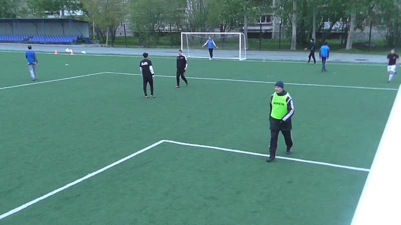 Аякс - Газовик(Любительская Футбольная Лига 7х7)