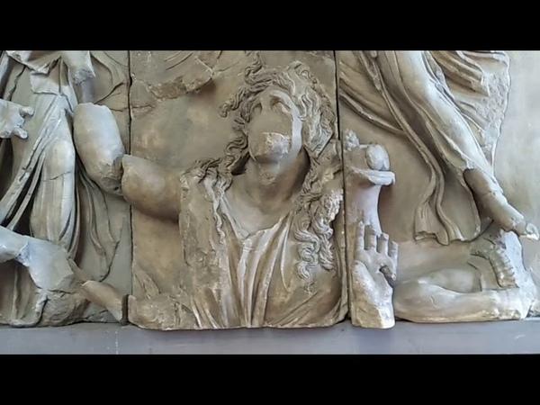 ГИГАНТОМАХИЯ. ВАДЖРА. Боги и химеры. Закопанный Дворец Штиглица