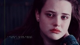 Hannah Baker I didn't think about who I might hurt