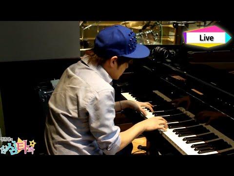 정준영의 심심타파 - Pianist Shin Ji-ho - Secret love affair (Live), 피아니스트 신지호 - 밀회(Live) 20140823