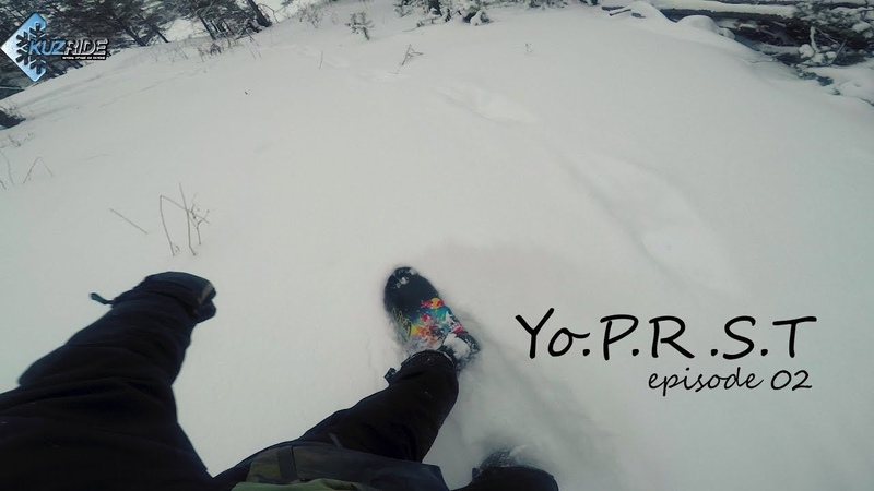KuzRide / Yo.P.R.S.T / Episode 02