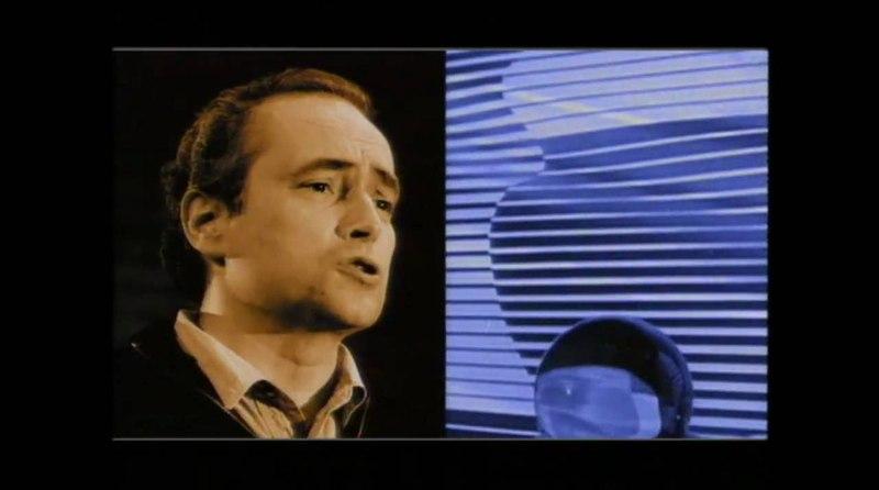 Jose Carreras: Be my love music video