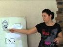 """Техника выкладки и опила """"Квадрат"""" (теория) - видео-урок Натальи Голох"""