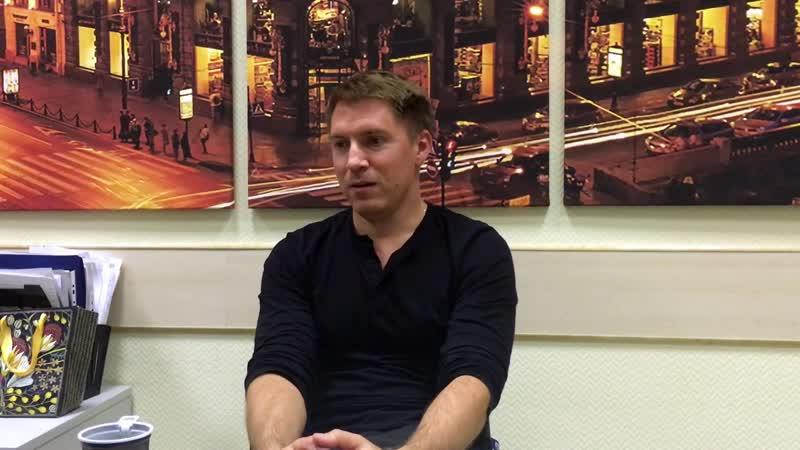 «Появилось много идей»: Павел Никонов о работе с наставником