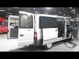 Ford Transit Kombi (Форд Транзит Комби) тест-драйв