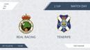 AFL18. Copa Del Rey 2018. Day 2. Real Racing - Tenerife.