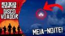 Red Dead Redemption 2 - O DISCO VOADOR na Montanha, Easter Egg INCRIVEL