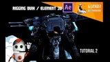Robot Rig Element 3D &amp Duik - Tutorial 2
