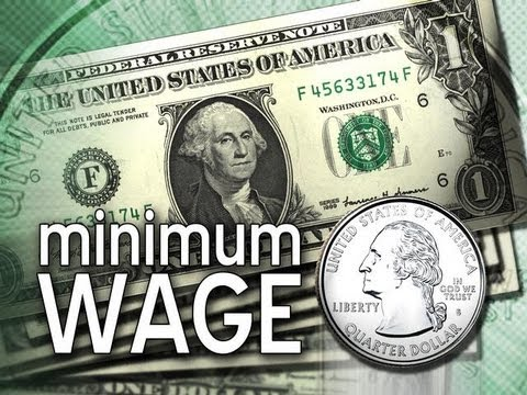 Why Conservatives Want To Ditch Minimum Wage