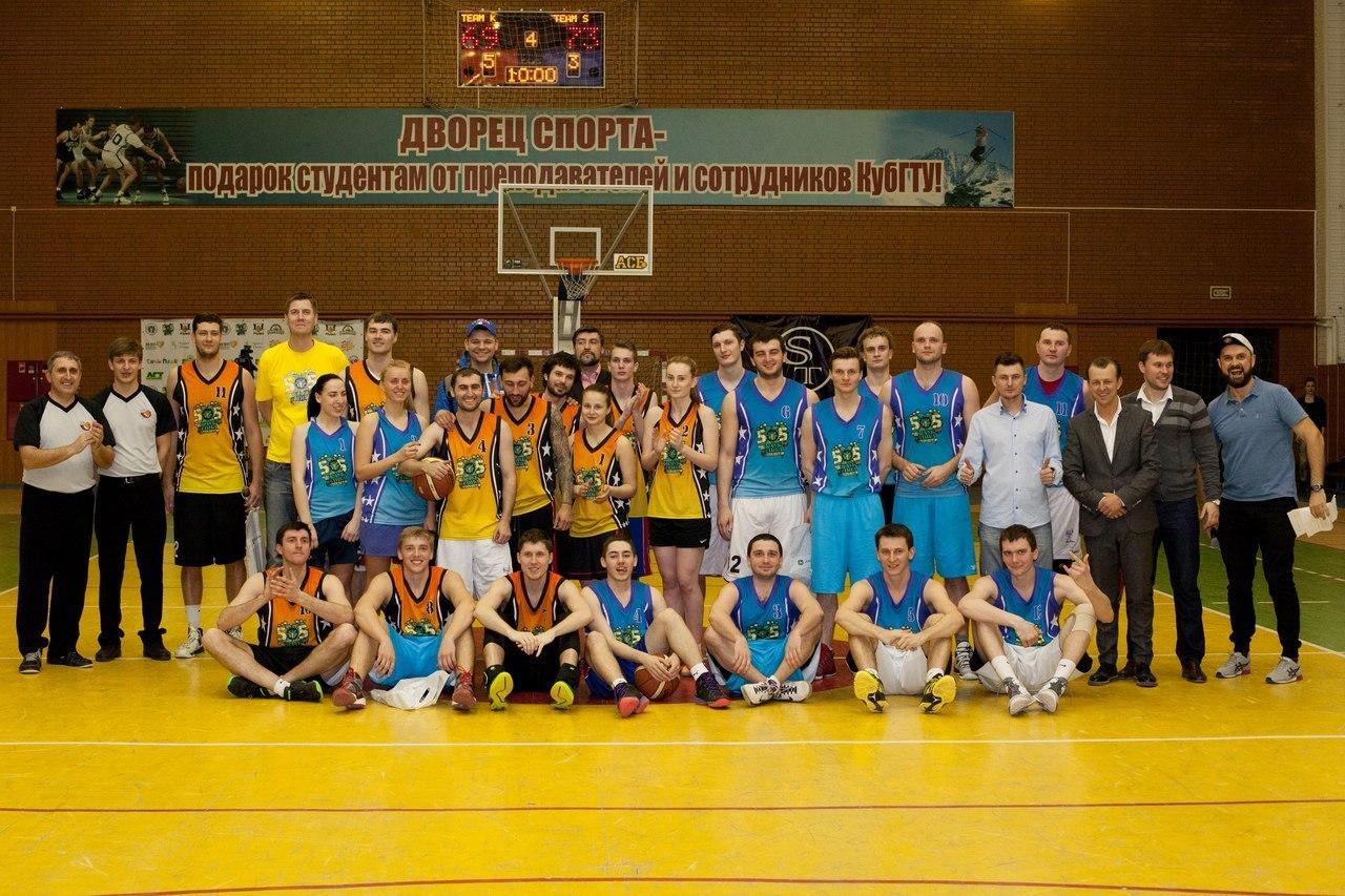 МЛБЛ-Юг Краснодар 2015