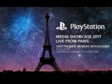 Мир PlayStation 4 и Sony на Paris Game Week | RU-трансляция