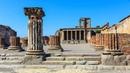 Прогулка по мертвому городу Древние Помпеи