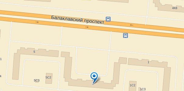 Карта камеры ГИБДД