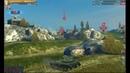 World of Tanks BLITZ - AMX ELC bis мастер!
