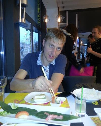 Николай Евсеев, 21 октября , Москва, id3459558