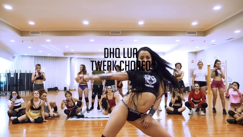 Twerk choreography Lua Bonchinche International Twerk Champions Madrid Spain