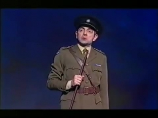ЧЁРНАЯ ГАДЮКА - Армейские годы (Blackadder - The Army Years) (без перевода).