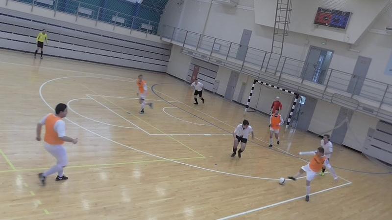НМФЛ 2018-19. Высшая лига ЮАО. МФК Андердог - МФК Лион 6:4